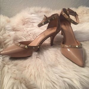 Sole Society studded heels